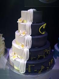 Batman Wedding Ring by Sweet Treats