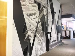 wall murals husky signs graphics designing