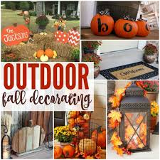 Fall Decorating Ideas For The Home Outdoor Fall Decorating Ideas For Your Home