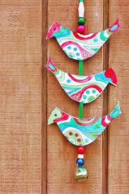 simple christmas craft ideas holiday bell tota front doors