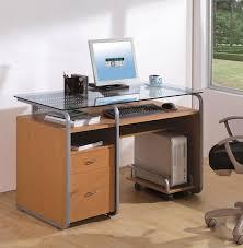 Computer Desk With File Cabinet by Furniture U0026 Rug Computer Workstation Cabinet Techni Desk