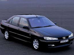 peugeot 406 description of the model photo gallery