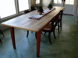 narrow farmhouse table tag narrow farmhouse table table6 large