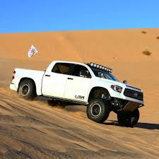 widebody toyota truck long travel toyota tundra prerunner by lsk with supercharger