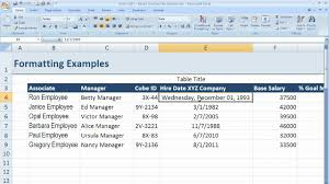 format date in excel 2007 how to make basic changes to date formatting in excel 2007 excel 07