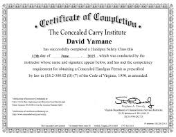 skirting u201d the north carolina concealed carry permit course