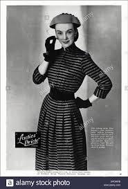 1950s advertisement advertising jersey dress by rudkin laundon of