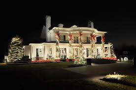 Holiday Decorated Homes by Best Decorated Houses Christmas House Interior