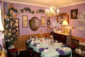 tea room menu emerald necklace inn