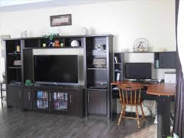 Small Computer Desk For Kitchen Computer Desk In Living Room Livg Ideas Photo Surripuet Small