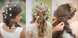 flower girl hair flower girl hairstyles papilio kids