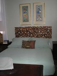 Carved Wooden Headboards Carved Wood Headboard King Home Design Ideas