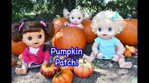 Baby Alive Halloween Costumes Baby Alive Pumpkin Patch Picks Pumpkins Baby