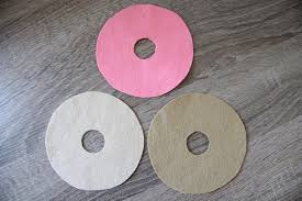 Cushion Donut Doughnut Pin Cushion Tutorial