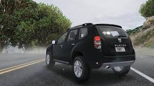 duster renault 2014 gta v dacia duster 2014 enromovies youtube