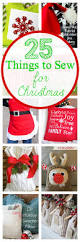 25 best christmas sewing projects for the holidays tree skirts