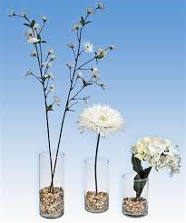 Cylinder Vase Centerpiece by Cylinder Vase Centerpiece Kit 4 Pieces