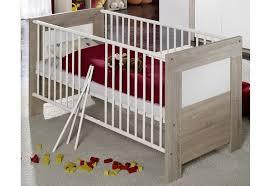 otto babyzimmer babybett moritz in eiche sägerau weiß matt otto