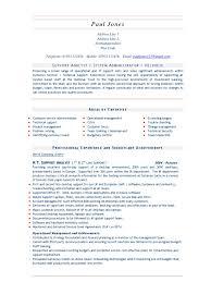 Office Administrator Curriculum Vitae Sample System Administrator Resume Resume Samples And Resume Help