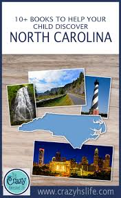 North Carolina how to travel the world images 10 books to help your child discover north carolina png