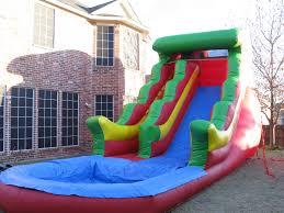 2 Story House With Pool Bounce Houses Denton Lewisville Tx 75067 Yp Com