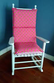 pink rocking chair cushion rocking chair cushion helps to enjoy