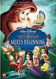 mermaid ariel u0027s beginning