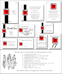 printable wedding invitation kits asian wedding invitation kit 2 printable wedding invitation template