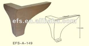 wooden sofa feet cheap simple square wooden legs and feet for beds efs a 046 buy