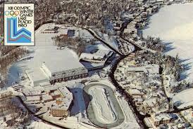 Lake Placid New York Map by Lake Placid Ny 1980 Winter Olympics Unused 57713 D 5 99