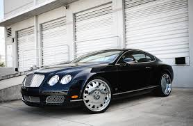 bentley continental rims customized bentley continental gt exclusive motoring miami fl