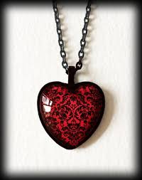 red gothic necklace images 198 best gothic necklaces images jpg