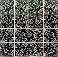 architecture patterned ceramic floor tile bathroom patterned