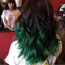 dye bottom hair tips still in style best 25 rainbow hair highlights ideas on pinterest crazy colour