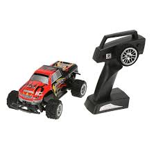 rc monster truck videos eu original wltoys l343 1 24 2 4g electric brushed 2wd rtr rc