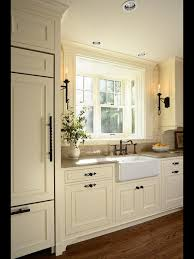 bathroom black wooden cabinet design ideas with wall mirror also