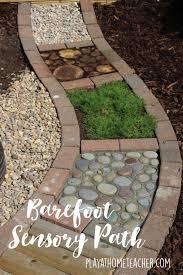 diy sensory path jpg باغبانی pinterest gardens garden ideas