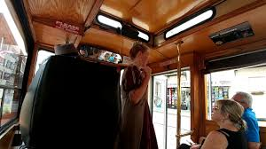 actor on old savannah tour trolley youtube