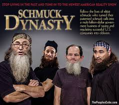 a e spinoffs dynasty dynasty lame duck