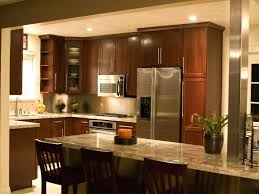 range in kitchen island kitchen island with refrigerator wood base cabinet white wood wall