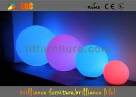 changeable led for decor and led lighting decorations