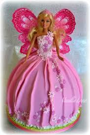 fairytale barbie doll cake barbie doll dolls cake
