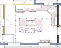 kitchen layout with island kitchen layouts with island kitchen layouts design manifest