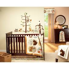 Child Crib Bed Trend Lab 3 Northwoods Crib Bedding Set Hayneedle