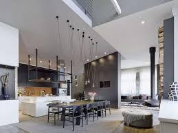 cuisine loft alluring interior design styles for small house loft moderne