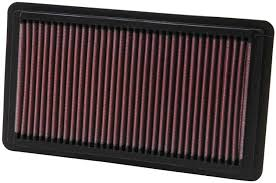 k u0026n air filter for 2006 to 2011 honda civic si with 2 0 liter engine
