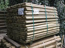 Garden Netting Trellis 1 5m 5ft X 50mm 2inch Machine Round Posts Tree Stake Garden