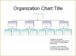 organizational chart templates organization powerpoint template