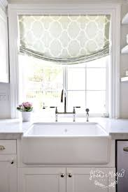 Kitchen Cabinet Valance Best 25 Valance Window Treatments Ideas On Pinterest Kitchen