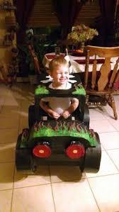 monster jam grave digger child costume digger costume